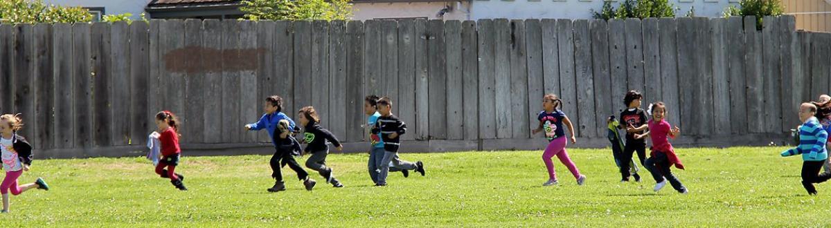Just Run Kids