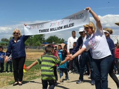 3 Million Mile Celebration